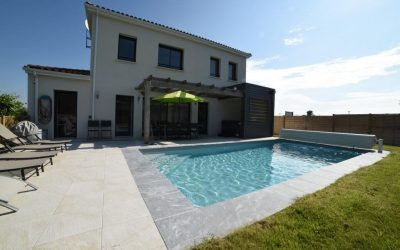 Luxury Coastal Villas with private pool, Royan – 4 bed from €400,000
