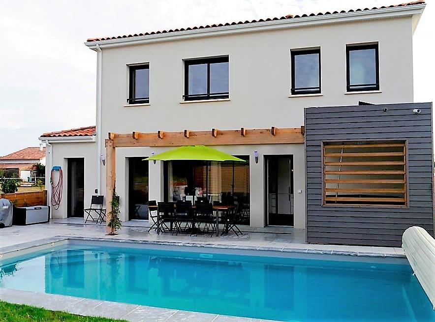 Luxury Coastal Villas with private pool, Royan – 4 bed €354,000