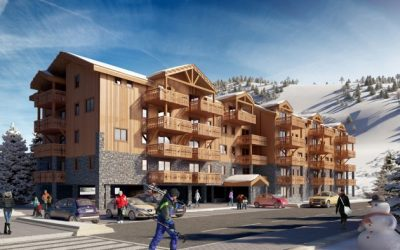 Les 2 Alpes – 2 bed from €217,240