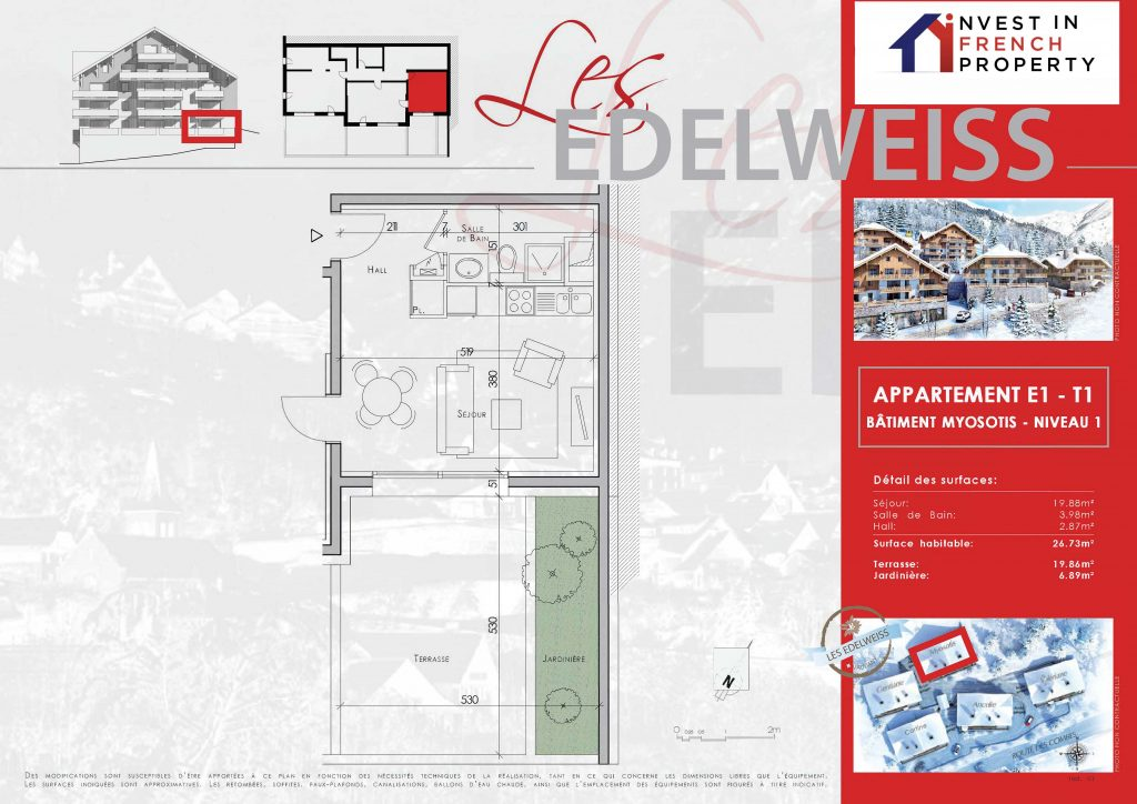 LesEdelweiss-LotE1-plan