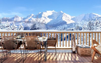 Les fermes du Mont Blanc, Combloux, French Alps – last units from €347,000.