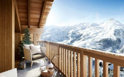 Les Menuires, 3 Valleys French Alps – from €170, 000  –