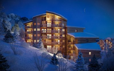 Avoriaz 1800, new built investment opportunity – 1 to 2 bed from €295,167