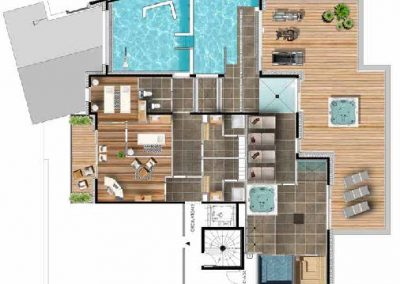 plan pool area