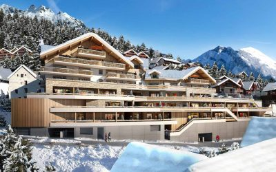 Le Saphir – New High-end development in Vaujany – last units from €293,167