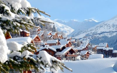 Meribel, 5 star Residence l'Hevana – 1 to 3 bedroom apartments from €309,250
