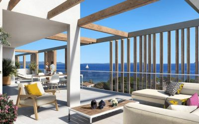 Only few units left – Residence Rivage, exclusive location by the beach – Hyeres. From €197,000.