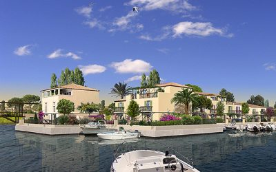 Exceptional new residence in Aigues-mortes, Camargue – 2 to 4 bedroom houses from €249,750.