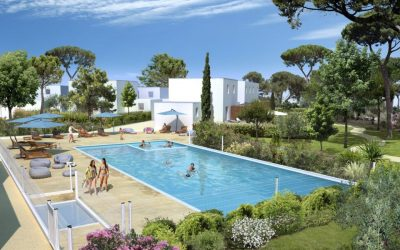 La Dune, Serignan – Tranquil setting by the Mediterranean – from €89,355