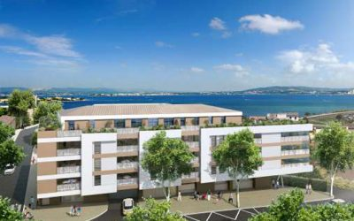 Last Units – Le Nautilus, Sete – The pearl of the gulf of the Lion. From €105,000.