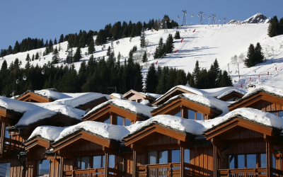 Limited availability – Les Chalets du Forum, 4-star residence in Courchevel 1850.