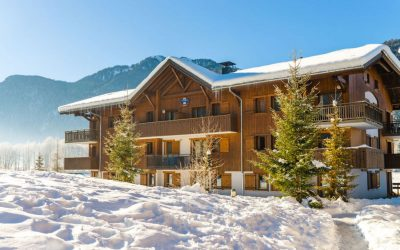 2 bed Duplex apartment in chalet style residence, Samoens – €150,975