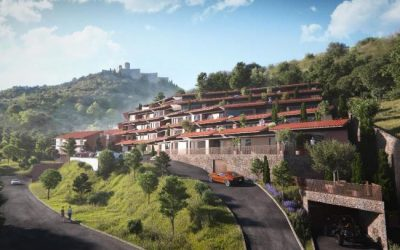 Exceptional setting in Collioure, Les Terrasses Imperiales – from €209,700