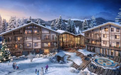 New Launch: Residence L'Altima – High-end development in Megeve, from €249,000.