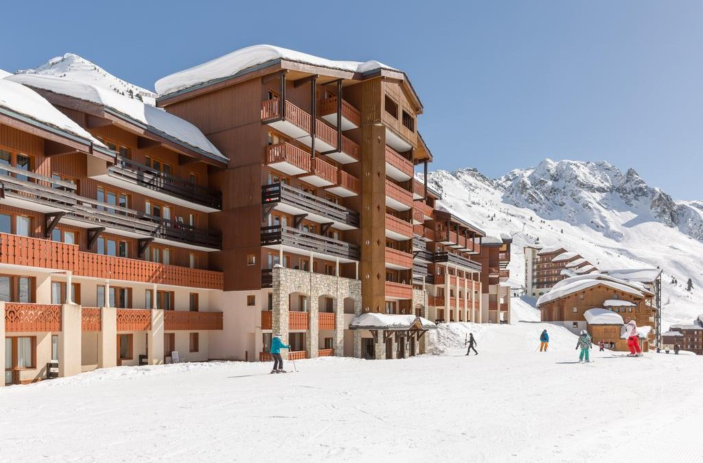 Cosy studios & 1 bed apartments with stunning mountain views, Belle Plagne – from €89,000.