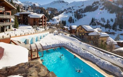 Gorgeous apartments in the heart of La Plagne 1800 – from €117,500.