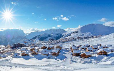 Alpe d'Huez – Centrally located 1 bed apartment (sleep 4) – €118,000.