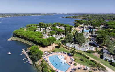 One bed apartment in wonderful residence on France's South Coast, La Grande-Motte.