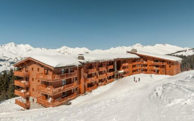 Savoyard style & high-end comfort, 2 bed apartment in Les Arcs 1800 – €231,534.