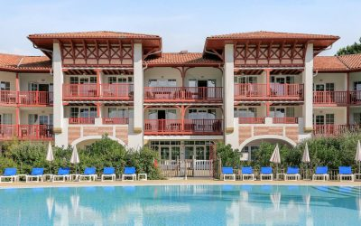 South of Arcachon, 1 bed apartment next to Biscarosse golf course – €101,385.