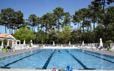 Les Mathes, 2 bed apartment in the heart of a maritime pine park, Atlantic coast – €117,420.
