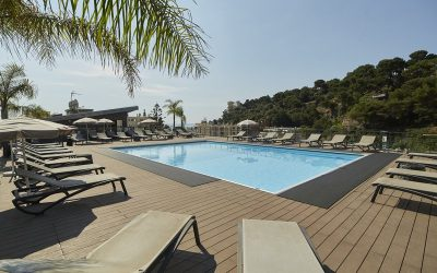 Roquebrune-Cap-Martin, between Monaco & Italy – 1 bed €215,675