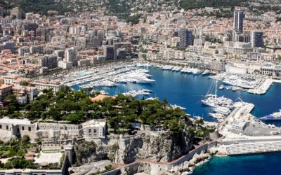 Beausoleil, on the doorstep of the Principality of Monaco – 2 bed apartment €283,500.