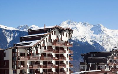 La Tania, Courchevel – 1 bedroom apartments from €229,000.