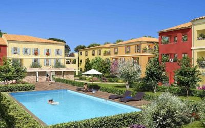 Last units – New estate development programme south of Aix-en-Provence.