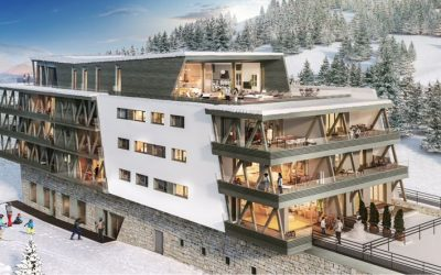 Le Quartz – New premium development in Peisey-Vallandry, the heart of Paradiski.