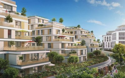 Issy-les-Moulineaux – New eco-district in the making at the gates of Paris.
