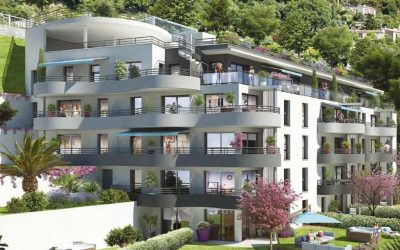 A new desirable address on the heights of Monte-Carlo, Beausoleil.