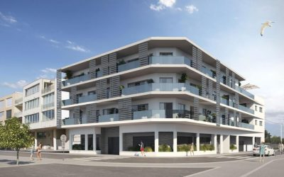 New seafront development in picturesque fishing village of Grau d'Agde.