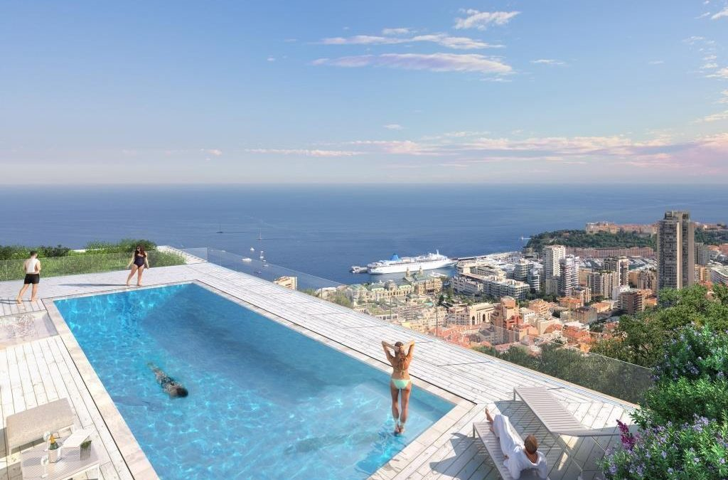 Final units – High-spec new build with stunning views over Monaco and the sea.