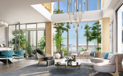 Paris 13th – A truly beautiful new residence