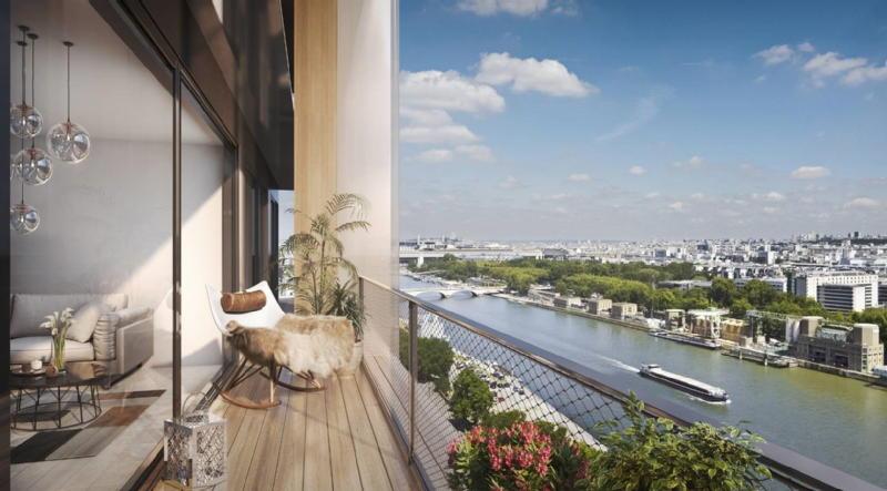 RARE IN PARIS, leading-edge urban project in the heart of Seine's Left Bank, Paris 13th.