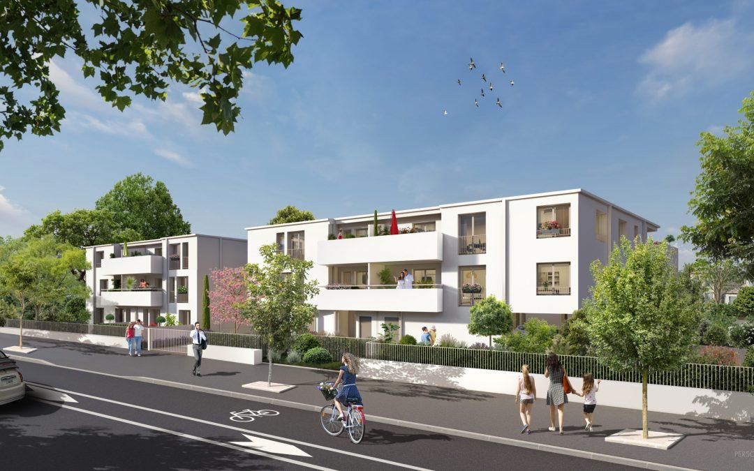 Wonderful development on the edge of Bordeaux.