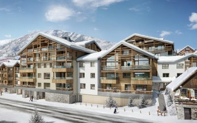 Alpe d'Huez – New launch. Latest real estate program in the centre of the resort.