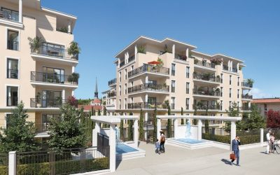 Aix-en-Provence – New Launch – rare new address near the historic district.