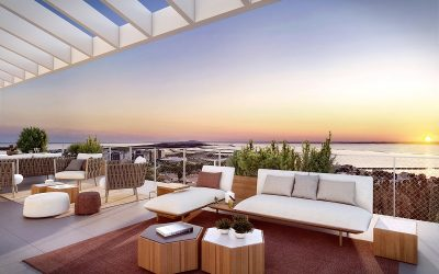 Sumptuous new residence in Sete, between the sea and Thau Lagoon.