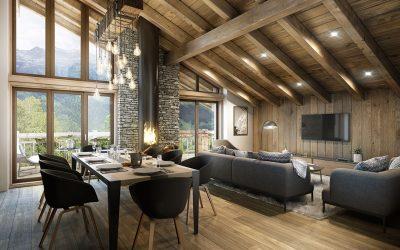 Grimentz, Le Hameau de la Couronne – Authentic resort in the heart of the Swiss Alps.