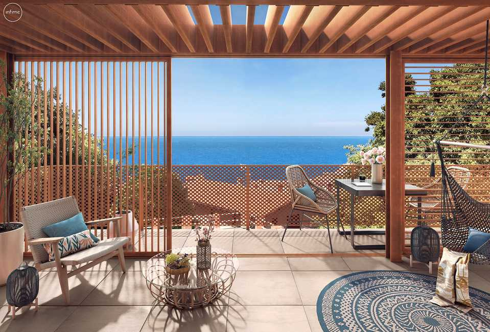 Exceptional new setting overlooking the Bay of Collioure, Mediterranean coast.